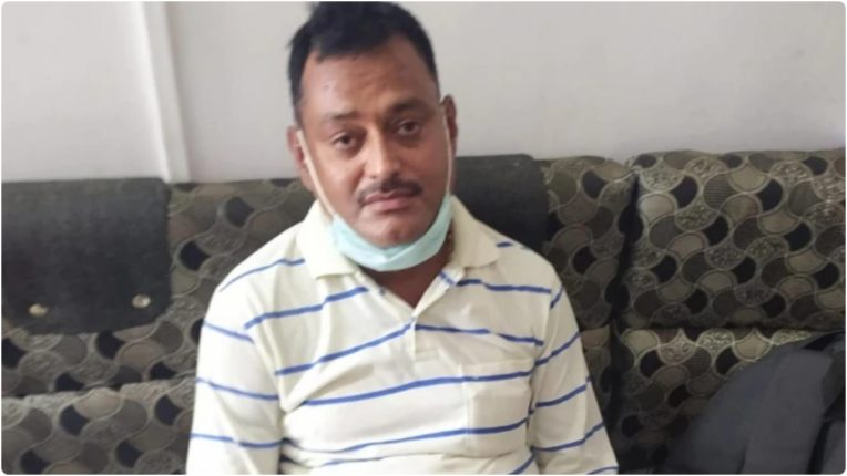 Dubey's arrest is a planned surrender: claims of a relative of the Deputy Superintendent of Police