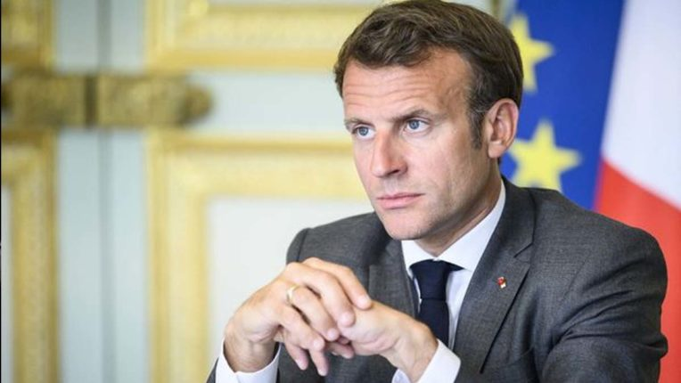 Islamic President angry with French President Macron's statement, appeal for boycott of products