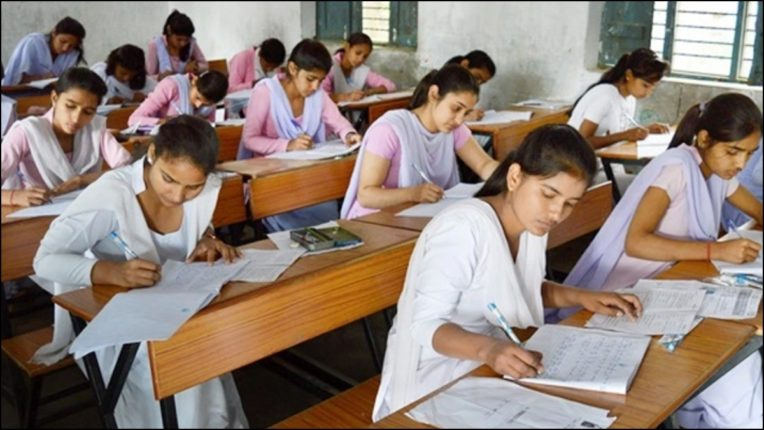 Female students topped in 10th exam in Odisha