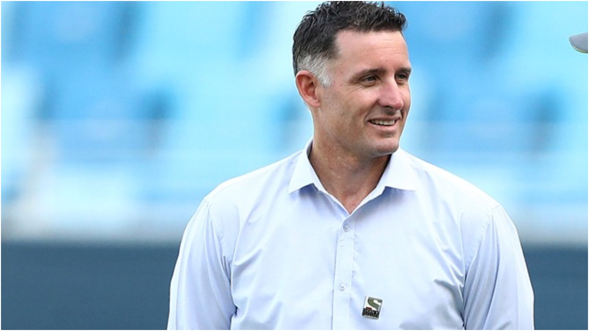 If T20 World Cup happens, then it can prove to be a nightmare in terms of 'Logistics': Hussey