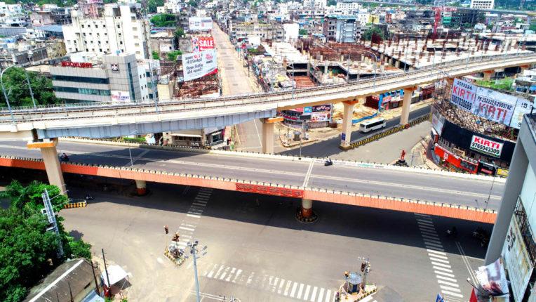 Janta curfew, Nagpur