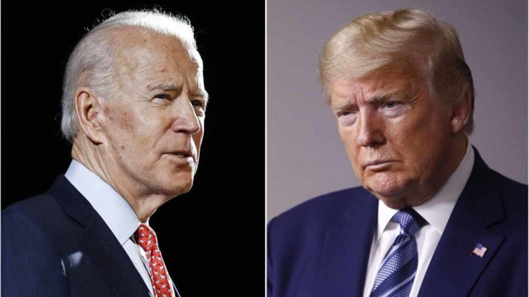 Biden targets Trump's 'criminal' virus response
