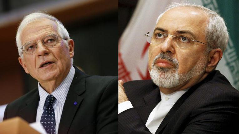 EU ने कहा कि ईरान ने परमाणु समझौता विवाद सुलझाने की प्रक्रिया शुरू की