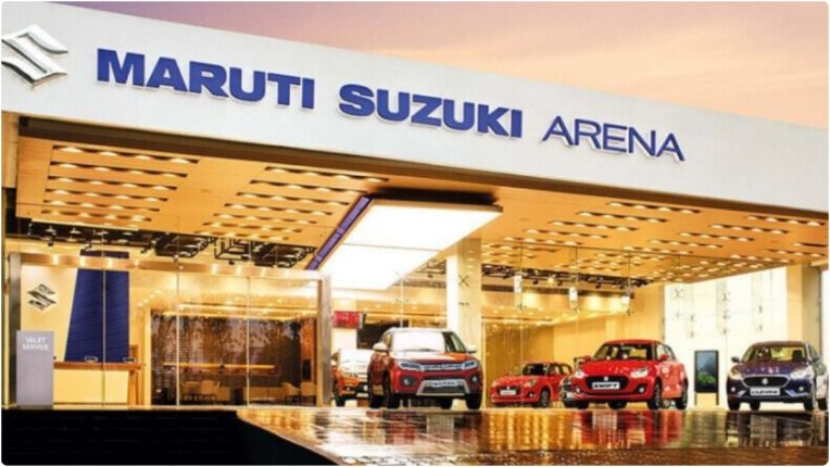 Maruti's sales fell 54 percent in June