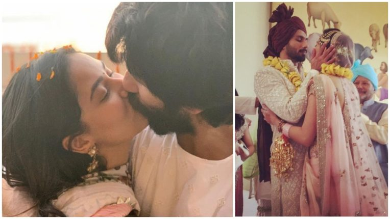 Meera wishes Shahid something like this on Anniversary