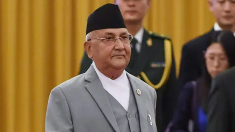 Nepal's prime minister wants to dissolve parliament, blame his own party leaders