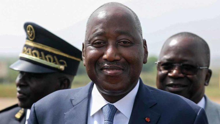 आइवरी कोस्ट के प्रधानमंत्री एमादू गोन कूलिबली का निधन