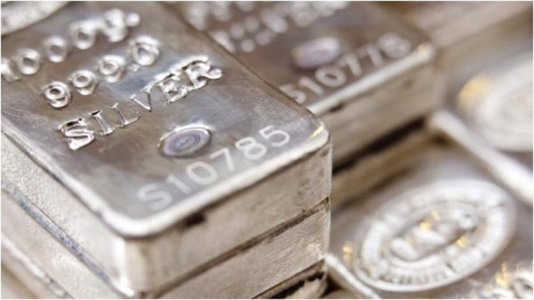 Silver futures up on rising demand