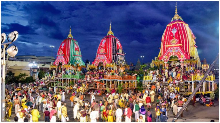 Temple administration plans to preserve Lord Jagannath's chariots