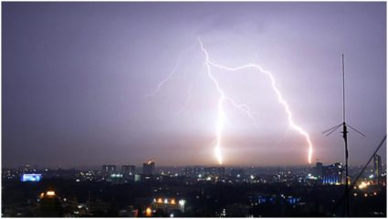Three killed, 12 injured due to lightning in Ballia