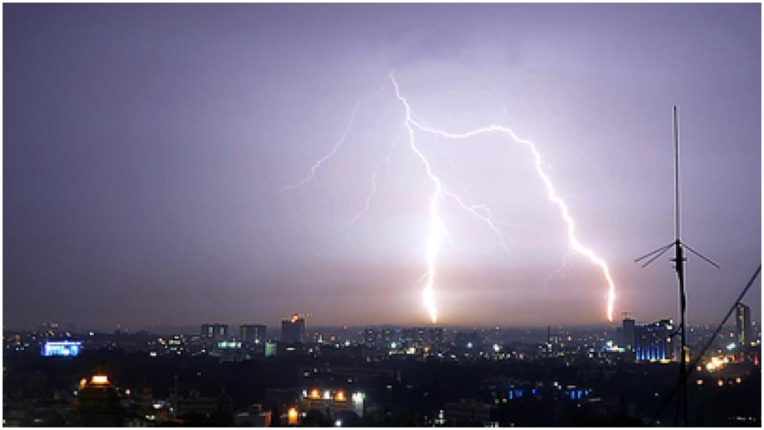 Three killed, 12 injured due to lightning in Ballia