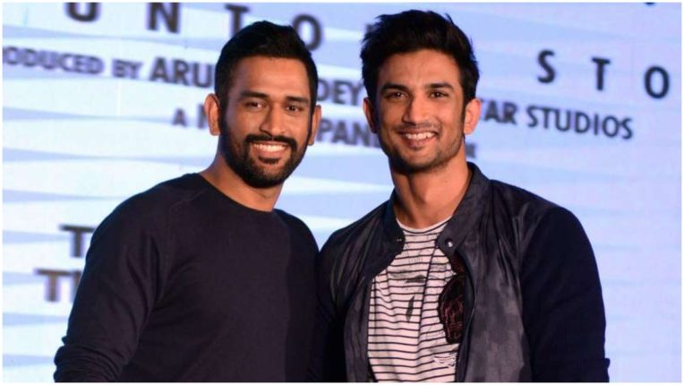 Watching this video of Dhoni and Sushant, eyes will be moist