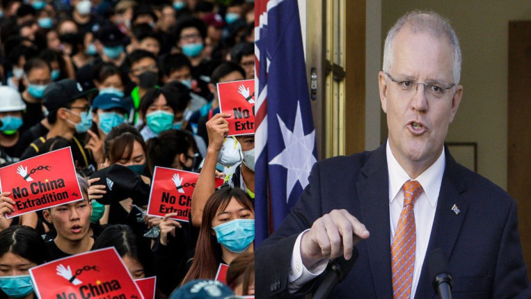 Australia postpones extradition treaty with Hong Kong, offers 10,000 visas for students, skilled workers