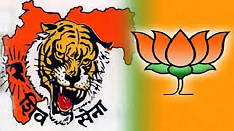 Shivsena responsible for privatizing departments in Manpa BJP leader attacked