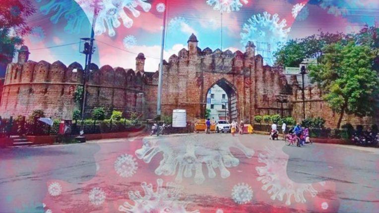 चंद्रपुर जिले में बाधित तंदुरुस्त होने का दर 64