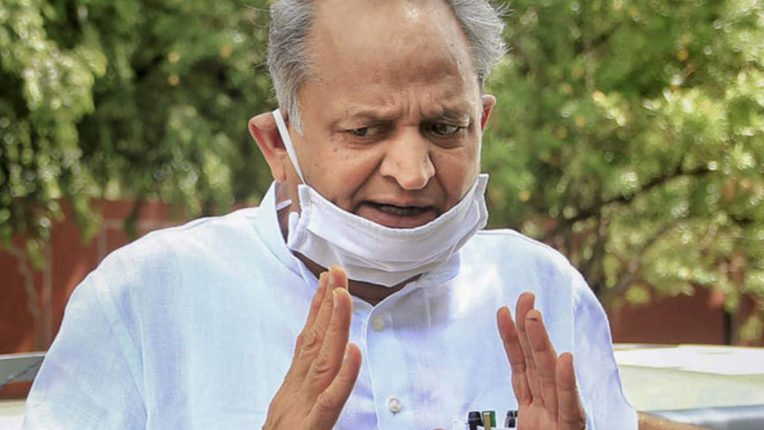 We all have the responsibility to keep democracy strong: Gehlot