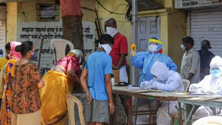 Antibodies have been formed in 57% of the people living in the slums of Mumbai: study