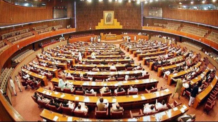 Bill passed in Pak parliament against terrorist financing