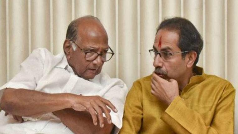 शरद पवार ने मुख्यमंत्री ठाकरे से 'इस' मुद्दे पर की चर्चा