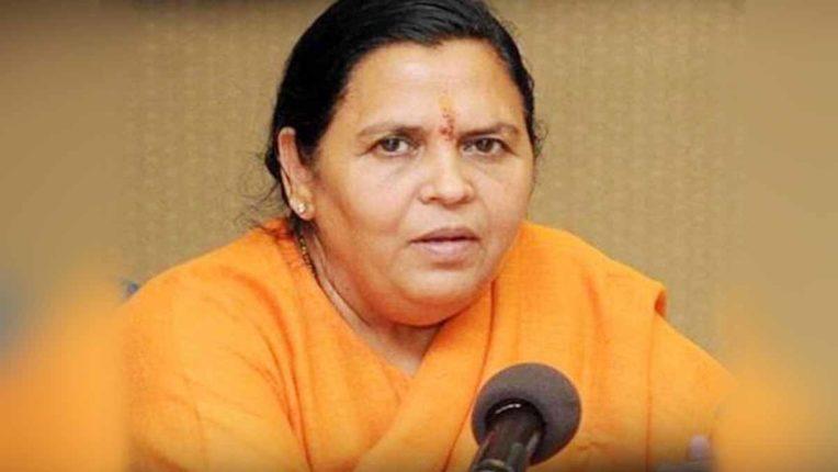 सचिन पायलट के विद्रोह के लिये कांग्रेस द्वारा किया गया अपमान जिम्मेदार : उमा भारती