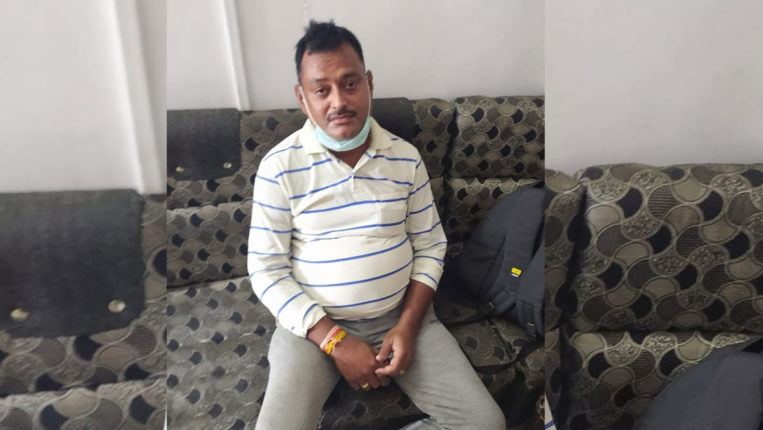 Notorious gangster Vikas Dubey arrested in Ujjain