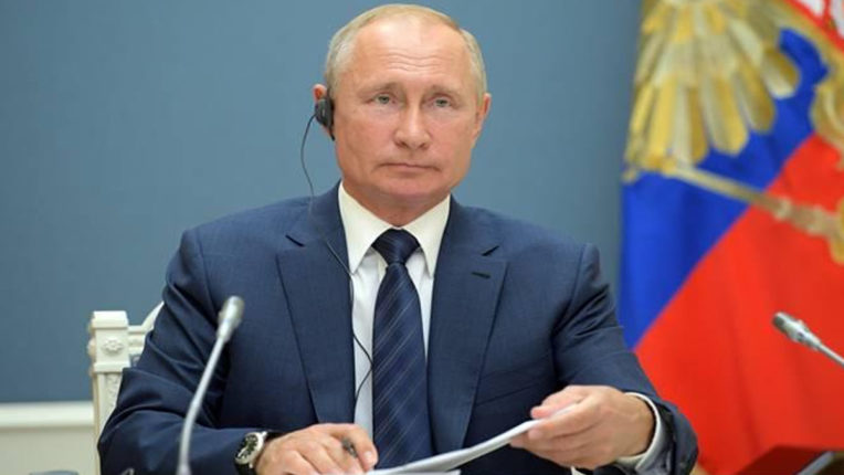 Russia's Corona vaccine Sputnik-5 can be produced in India and China: Vladimir Putin