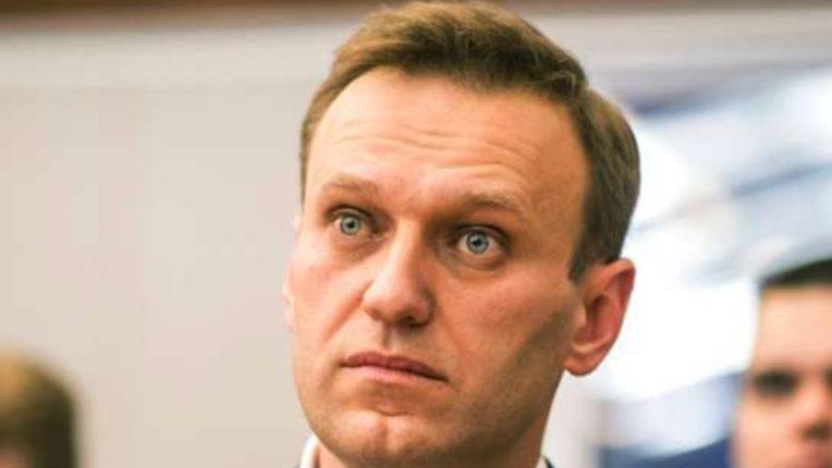 Alexey Navalny condition improves