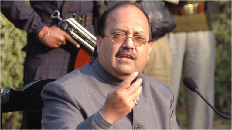Amar Singh was known for his Hindi knowledge and political connections