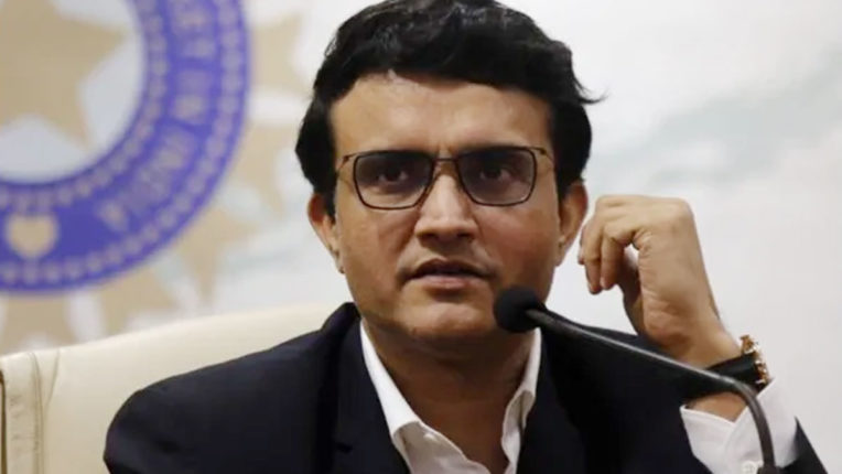 BCCI President Sourav Ganguly hospitalized after complaining of chest pain