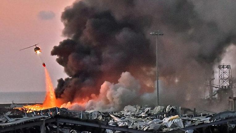 Beirut: 178 people died, 30 still missing: UN