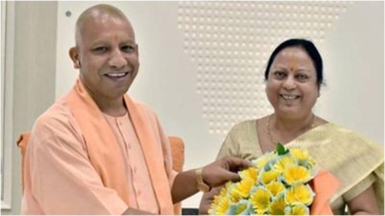 Cabinet minister Kamal Rani dies, Yogi mourns, trip to Ayodhya canceled