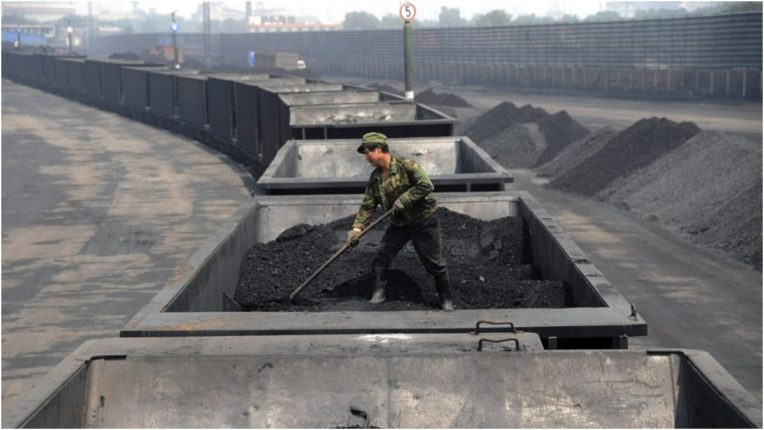 Coal imports declined 43 percent to 11.1 million tonnes in July