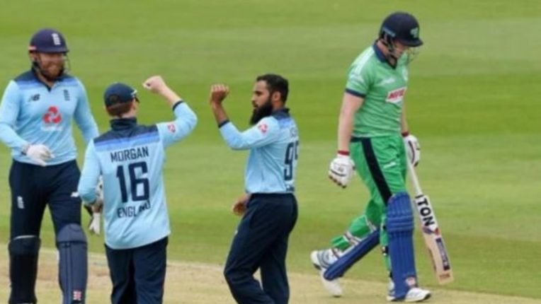 England beat Ireland by four wickets, win ODI series