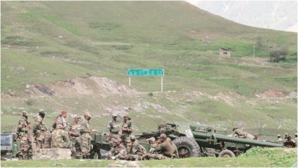 China's illegal construction activity near Indian border in Ladakh is a concern of worry: US