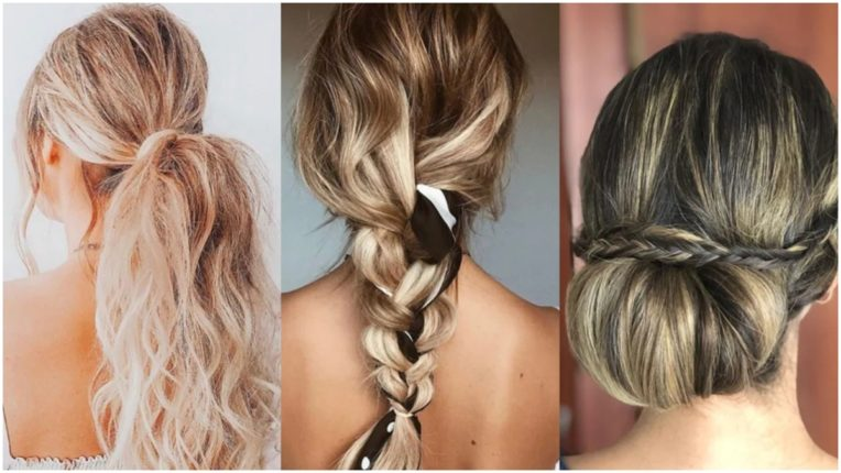 Get a fashionable look, learn these attractive and easy female hair styles