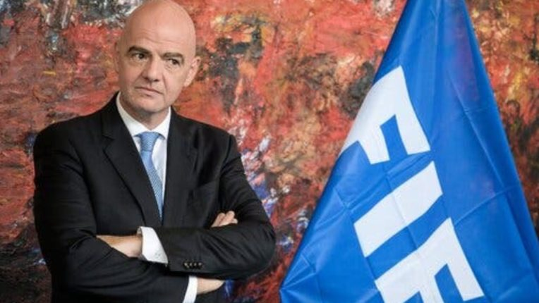 Infantino can remain FIFA President during investigation: FIFA
