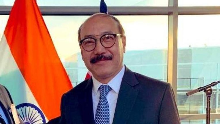 Foreign Secretary Harshvardhan Shringla arrived in Nepal on a two-day visit, will discuss bilateral cooperation