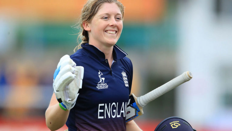 Heather said on the postponement of the World Cup 2021, hope that women's cricket will not be pushed to the margins