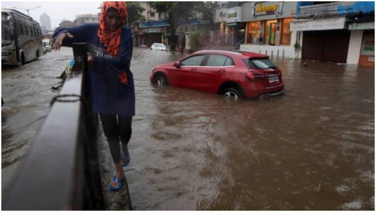 Heavy rain in Mumbai, Thane and Palghar