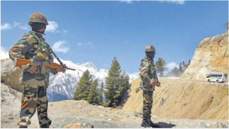 India-China clash again