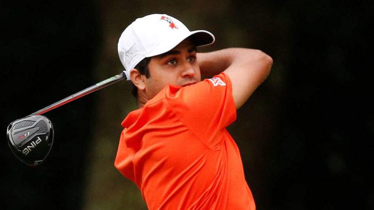 Indian-American golfer Aman Gupta reaches quarter-finals
