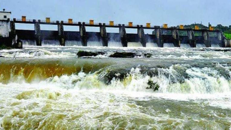 जलाशयों में जमा हुआ 13 TMC पानी