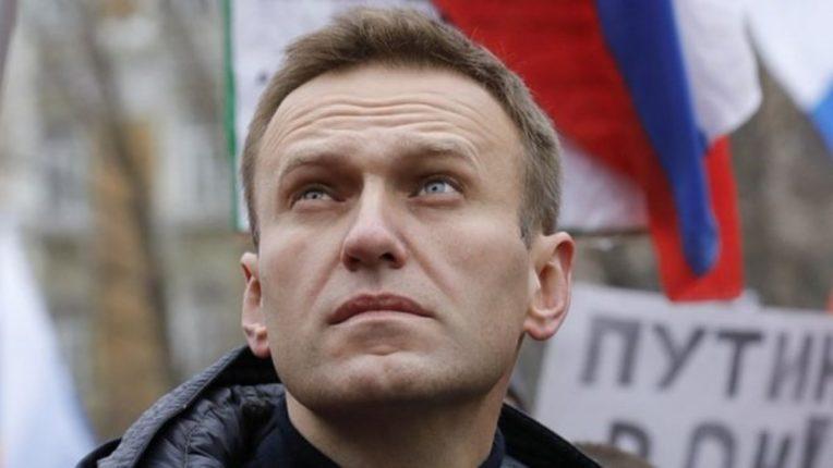Merkel met me in hospital: Navalny