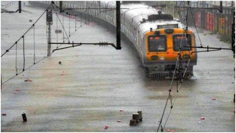 Mumbai ravaged by rain, city on alert