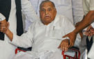 Former Uttar Pradesh Chief Minister Mulayam Singh Yadav admitted to hospital, condition stable