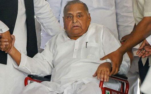SP leader Mulayam Singh's health improved