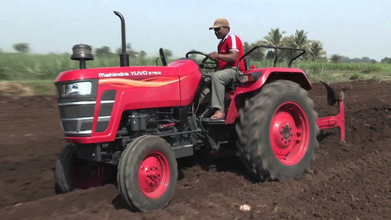 Mahindra Tractor