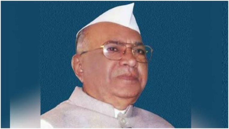 Modi mourns the death of former Maharashtra Chief Minister Nilangekar