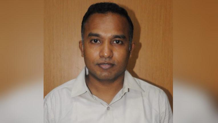 Municipal Commissioner Radhakrishnan
