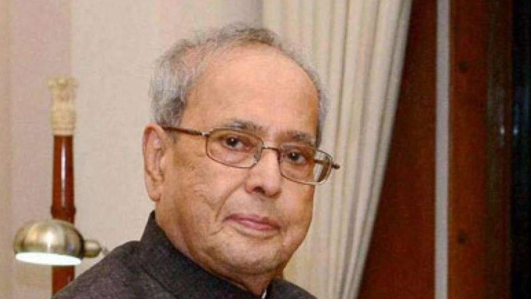 Trump mourns Pranab Mukherjee's death
